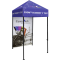 Zoom Economy 5 Popup Tent Full Wall